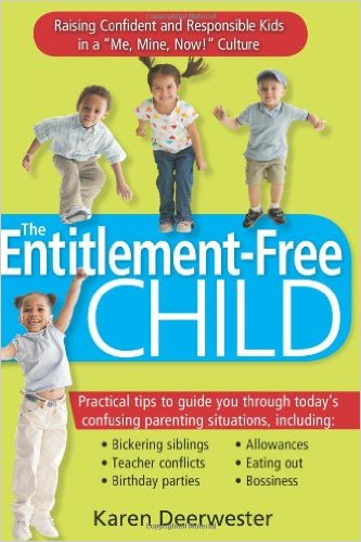 The Entitlement-Free Child | Family Time